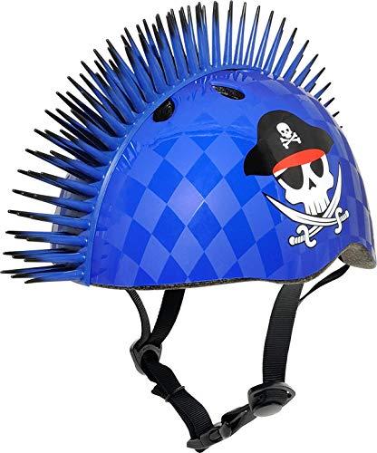 Raskullz Eyepatch Pirate Mohawk, 5+ (50-54cm) -