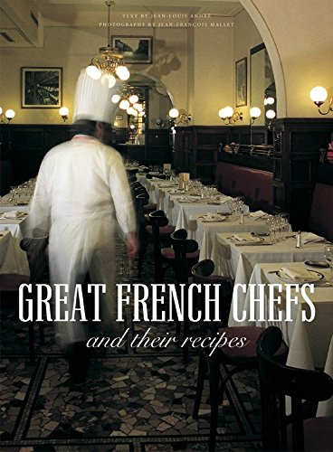 Great French Chefs and Their Recipes