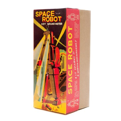 Schylling Space Robot (colors may vary) by Schylling (Image #1)