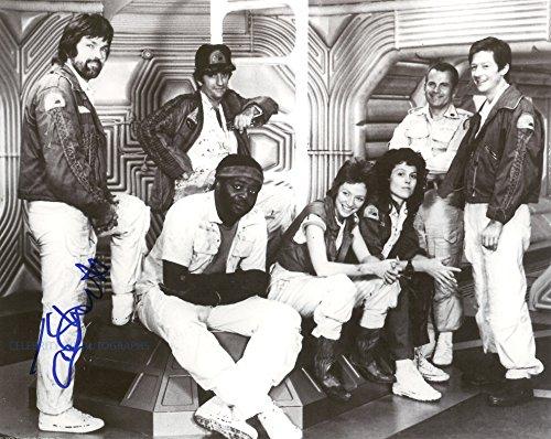 Tom Skerritt as Dallas (Alien) – Autograph