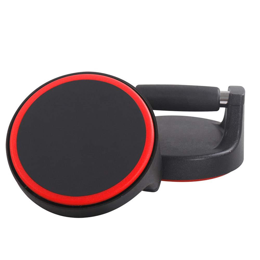 Ffion 360 ° Drehbare Pushup Stative (1 Paar) Runde Workout Für Zuhause Fitness & Reisen Fitness Für Erwachsene