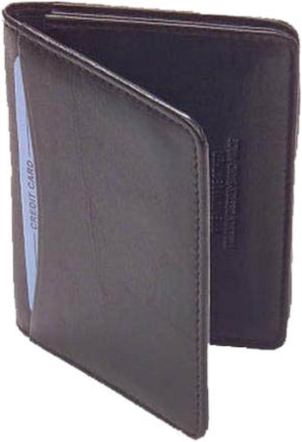 MW30070 Credit Card Holder ID Window Wallet 2.75 x 4 BLACK