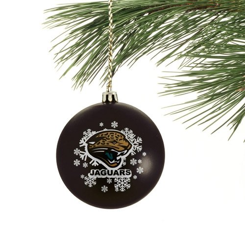 NFL Jacksonville Jaguars Shatterproof Ball Ornament