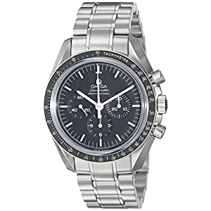 "Omega Speedmaster Professional ""Moonwatch"" – Acero inoxidable, Hesalita"