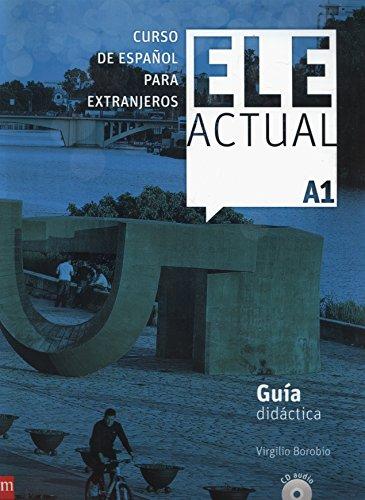 Ele actual :  curso de Español para extranjeros.