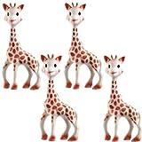 51xwrYdNX5L. SL160  Vullie 616324 4 Sophie the Giraffe Teether Set of 4