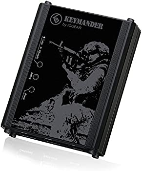 KeyMander Keyboard And Mouse Adapter + Gaming Headset