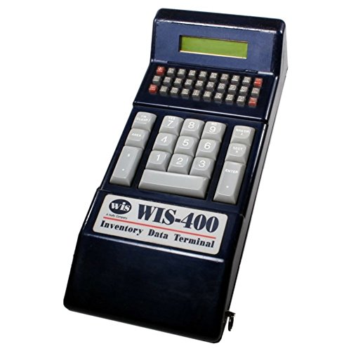 Wis Huffy Wis 400 Inventory Data Terminal   40080000001000