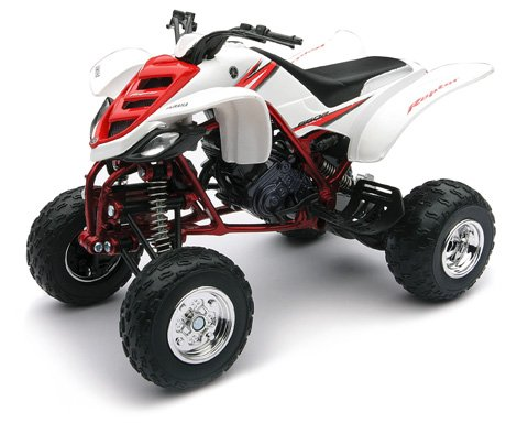 New Ray 1/12 Yamaha Raptor 660K 2005 ATV from New Ray
