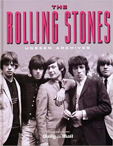 Unseen Archives, Rolling Stones