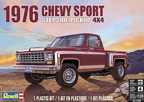 revell model chevy truck kits - 1