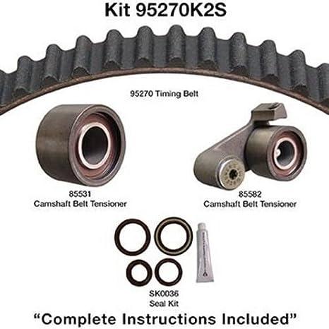 Dayco 95270 K2S correa de distribución Kit w/sellos: Amazon.es: Coche y moto