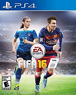 FIFA 16 - Standard Edition - PlayStation 4 (B00YC7ECXS) | Amazon price tracker / tracking, Amazon price history charts, Amazon price watches, Amazon price drop alerts