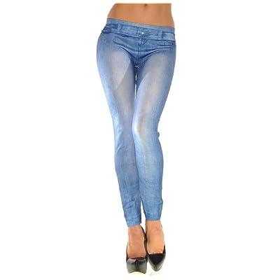 ADELINA Pantalones De Mezclilla para Damas Pantalones De Mezclilla Ropa De Algodón De Mezclilla Pantalones Pitillo Suaves Pantalones Casuales De Corte Slim: Ropa y accesorios