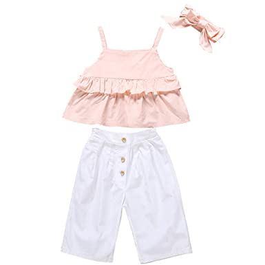 2019 Cute Printed Baby Girl Elastic Jumpsuit One-piece Garment With Headdress Flower Casual Kids Childrens Clothing Suit Bodysuits