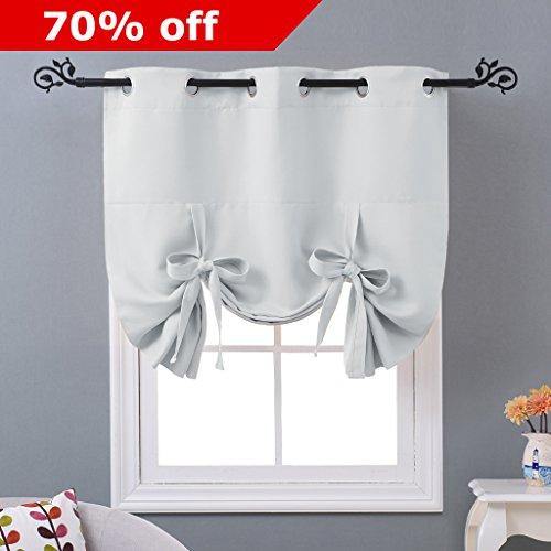 curtains bathroom window - 6