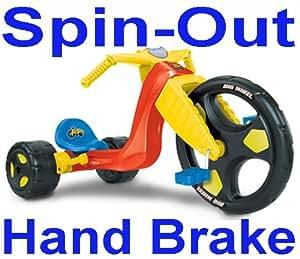 The Original Big Wheel With Hand Brake