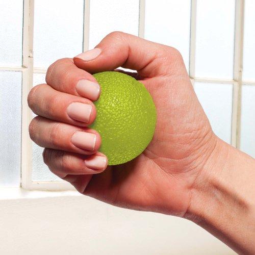 Gaiam restaurar Kit de bola de ejercicio de terapia de mano