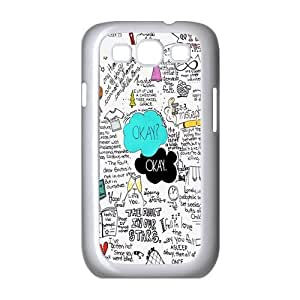 Cyber Monday Store Customize Samsung Galaxy S3 I9300 Back Case The Fault in Our Stars JNS3-1402