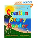 Creation Story Reader: Big Letter Books for Children