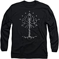 Lord Of The Rings Mens Tree Of Gondor Long Sleeve T-Shirt