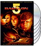 Babylon 5: Season 1 (Repackage)