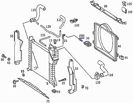 Amazon Com Mercedes Wiring Connector Plug Terminal Contact Pin
