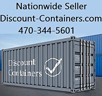 20ft Shipping Container New Storage Container Wind Weather Tight