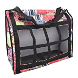 Classic Rope Company Top Load Hay Bag in Patchwork