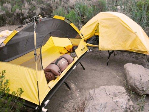 TETON Sports Outfitter XXL Quick Tent (208 x 99 x 81 cm orange/yellow) Amazon.co.uk Sports u0026 Outdoors & TETON Sports Outfitter XXL Quick Tent (208 x 99 x 81 cm orange ...