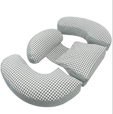 Large U-shaped Pillow-For Pregnant Women, Waist Pillow, Multi-functional Side Pillow, Large U-shaped Pillow For Pregnant Women (color : A)