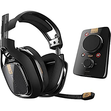 ASTRO Gaming A40 TR Headset + MixAmp Pro TR for PS4