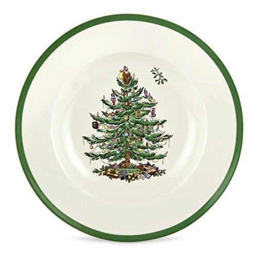 Spode Christmas Tree Soup Plate