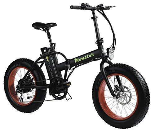 MONSTER 20 The Folding Electric Bike Wheel 20