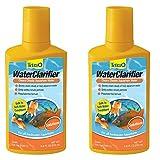 Tetra 77136 Water Clarifier, 8.45-Ounce, 250-ml (2 Pack)