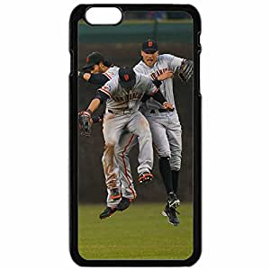 Fashion Custom Cover Case San Francisco Giants Phone Mobile Hard Plastic Cover Case For Iphone 6 Plus 5.5 Inch Suitable For Men