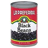 La Preferida Black Beans, 15 oz
