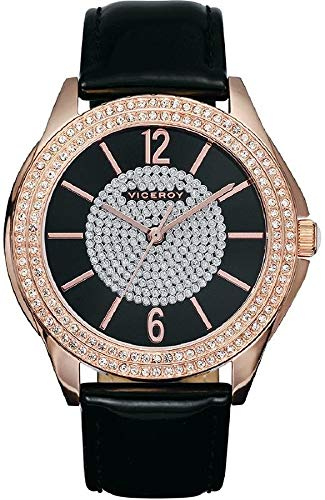 4d11705bb15b Reloj Viceroy Femme 46854 - 95 Mujer Negro  Amazon.es  Relojes