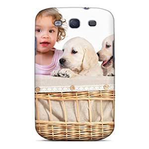 For Cynthaskey Galaxy Protective Case, High Quality For Galaxy S3 Love In A Basket Skin Case Cover