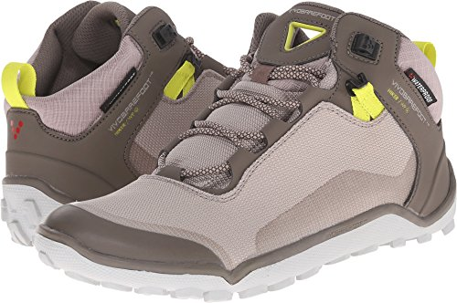 Vivobarefoot Women's Hiker Hiking Boot, Grey, 8 US/7.5-8 M US by Vivobarefoot