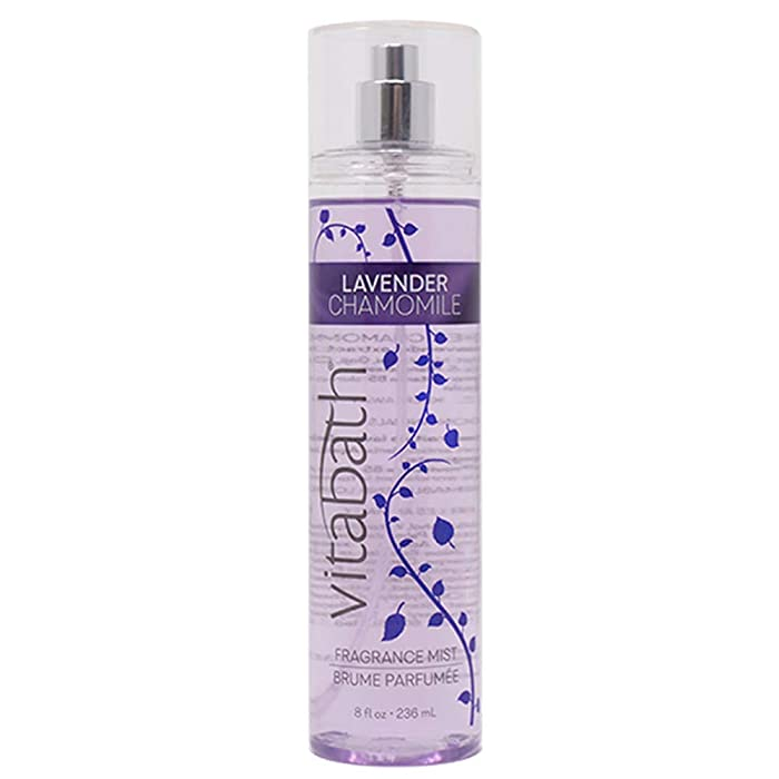 Top 7 The Healing Garden Lavender Body Spray