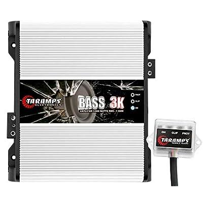 Taramps BASS 3K 1 Ohm 3000 Watts Class D Mono Amplifier
