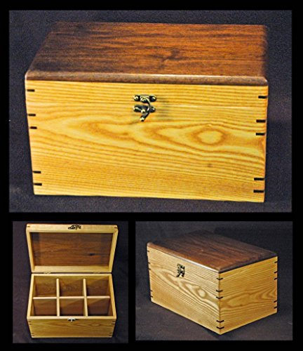 Seed Packet Organizing and Storage Box - #1028