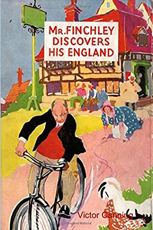 book cover of Mr. Finchley Discovers His England