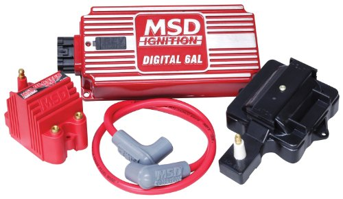 MSD 85001 Digital 6AL Ignition Super HEI Kit