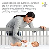 BreathableBaby Classic Breathable Mesh Liner for