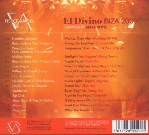 Fierce Angel Presents El Divino Ibiza 2009