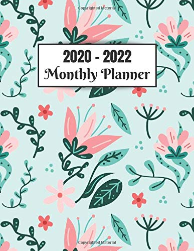 Spring 2022 Uf Calendar.2020 2022 Monthly Planner 30 Months With Us Holidays Inspirational Quotes Calendar Rom July 2020 To December 2022 30 Month Schedule And Organizer 8 5 X 11 With Floral Matte Cover Planner Williams R Benkers 9798657030891 Amazon Com Books