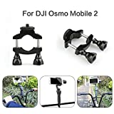 RCstyle Bike Mount Bicycle Bracket Holder for DJI OSMO Mobile 2 Stand Gimbal Handheld 4K Camera Accessories