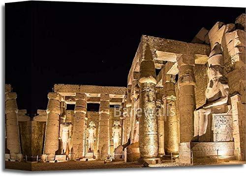 Luxor Egypt Wall art POSTER print